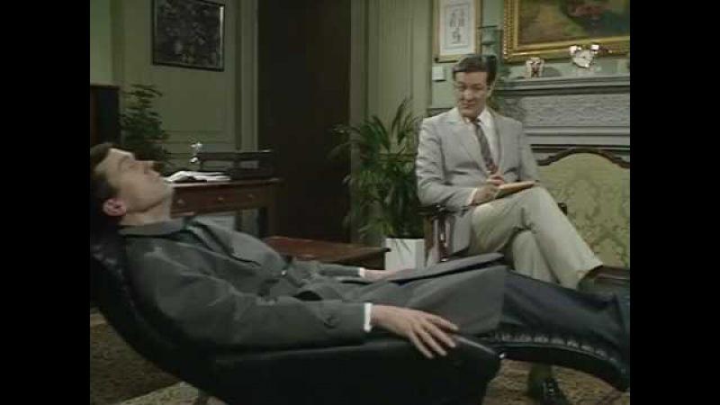 Шоу Фрая и Лори. Визит к психиатру