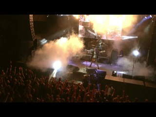 Scream Inc. - Fade to black (Metallica cover) live Ekb