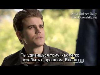 The Vampire Diaries 6x04 Webclip #1   Black Hole Sun (rus sub)