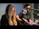 Avril Lavigne - Here's To Never Growing Up (Live @ Scott and Todd 08.11.2013)