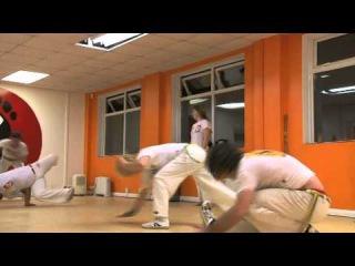 Mestre Maxwel - Ilê de Capoeira, Swansea, UK