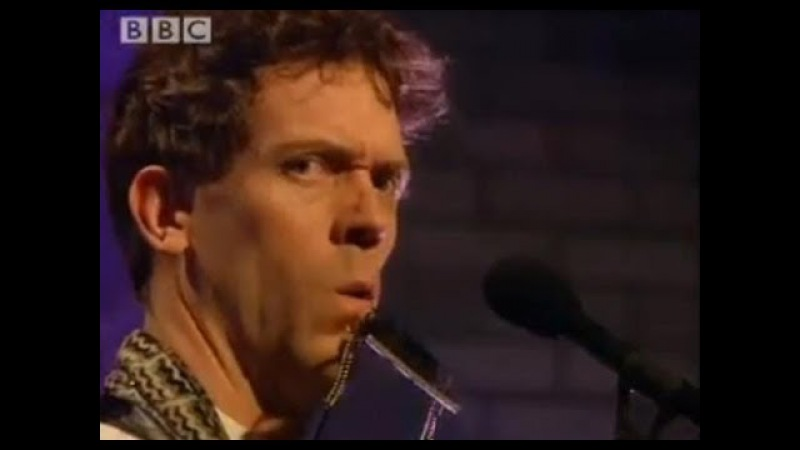 Hugh Laurie's Protest Song A Bit of Fry and Laurie BBC