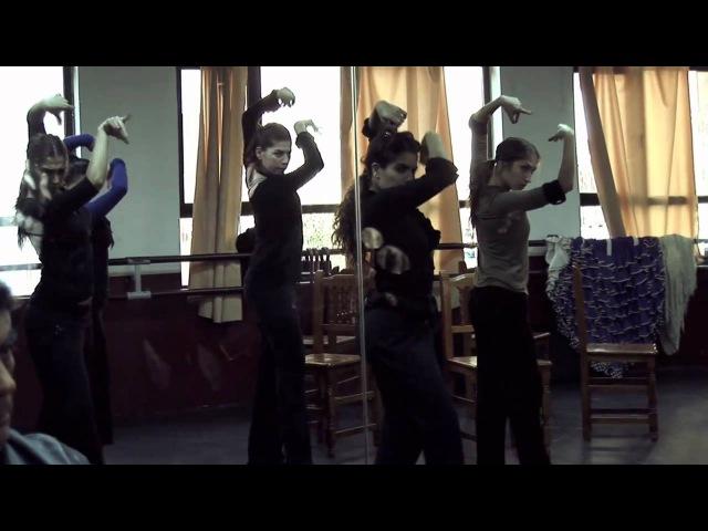 Maria Juncal Ensayo Gral en Amor de Dios Flamenco from The Roots Collection