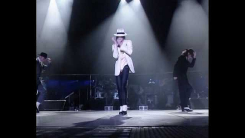 Michael Jackson Cool Moves Moonwalk