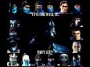 Эволюция Sub-Zero Mortal Kombat 1992-2015 Хронология МондешВилль