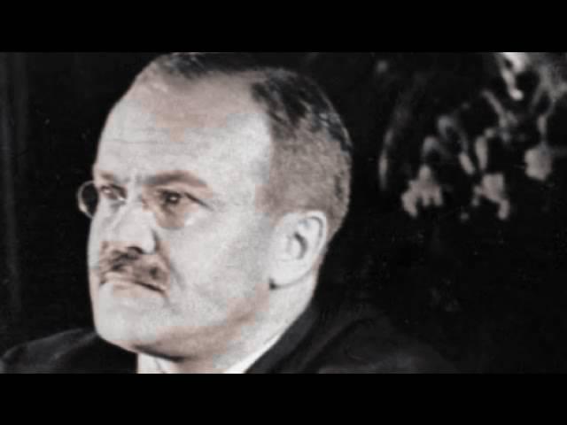 Речь В.М. Молотова 22 июня 1941 года