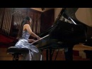 Aimi Kobayashi – Nocturne in C sharp minor Op. 27 No. 1 first stage