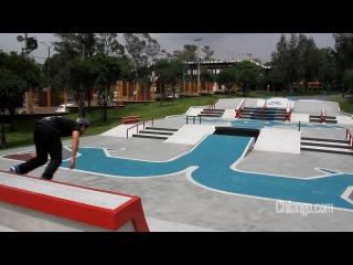 Templo Mayor: el nuevo skatepark en DF