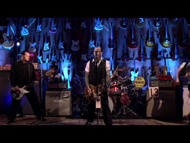 EXCLUSIVE Social Distortion Prison Bound Guitar Center Sessions on DIRECTV