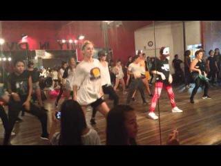 Justine Skye - Bandit (choreography by Hamilton Evans)