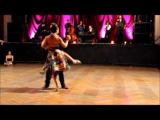 Sayaka Higuchi y Joscha Engel, 2 Tango, Tangoball Esquina del Tango, Erfurt, 14 06 27
