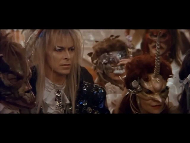 As the World Falls Down - David Bowie (Labyrinth 1986)