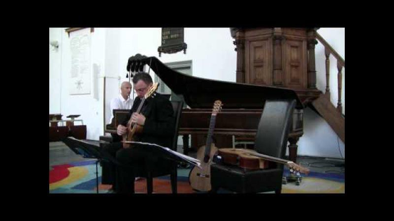 Mertz Einsiedlers Waldglöcklein piano terz guitar