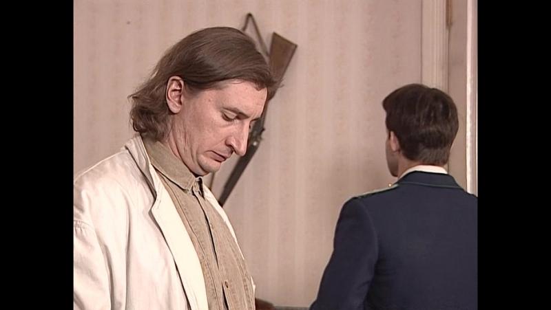Бандитский петербург Адвокат 1 серия 2000