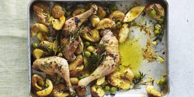 Как приготовить молодую картошку в духовке и на плите: 10 аппетитных блюд, изображение №6
