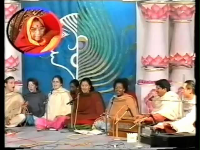 Vishuddhi Chakra Arun Apte Raag Jaijaiwanti (Sahaja Yoga) Shri Mataji Radha Krishna Raga