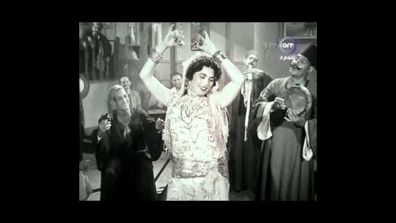 رقص تحية كاريكا مع المطرب سيد درويش طنطاو 1610
