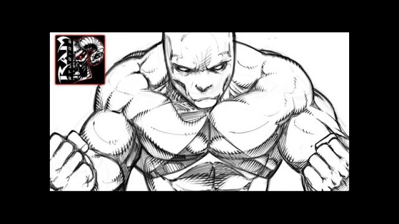 How to Draw Comics CrossHatching and Shading Video Narrated by Robert Marzullo