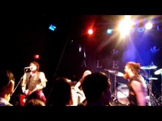 Alesana - Intro+ Nevermore live 2014