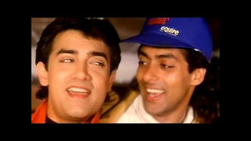 Do Mastane Chale Aamir Khan Salman Khan Andaz Apna Apna Song