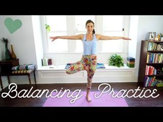 Grounding Yoga Practice   Happy Earth Day!
