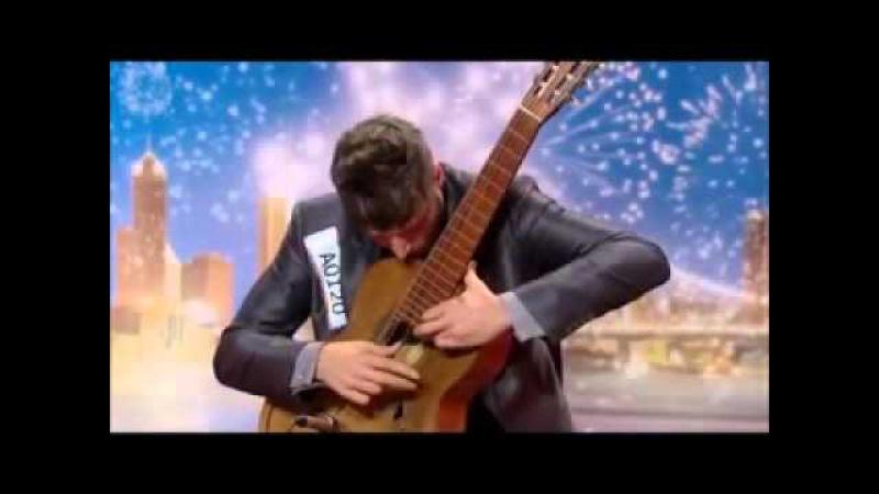 Tom Ward - Australia's Got Talent Audition 2011