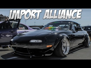 Import Alliance ATL 2015: The Movie