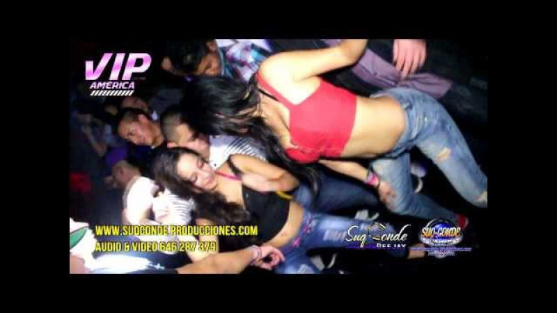 Cotillon Party VIP AMERICA MATINE DJ SuqConde 11 01 14 Juerga Asegurada