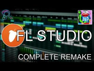 David Guetta & Showtek - BAD (Full FL Studio Remake)