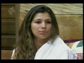 A Fazenda Discusso Danielle Souza e Lucielle de Camargo