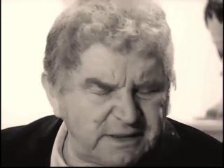 """Г.Карелина и А.Борисов в спектакле """"Нахлебник"""" по Тургеневу"""
