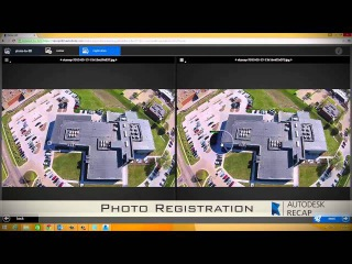 Using Autodesk ReCap, Memento and Revit from Aerial Pictures