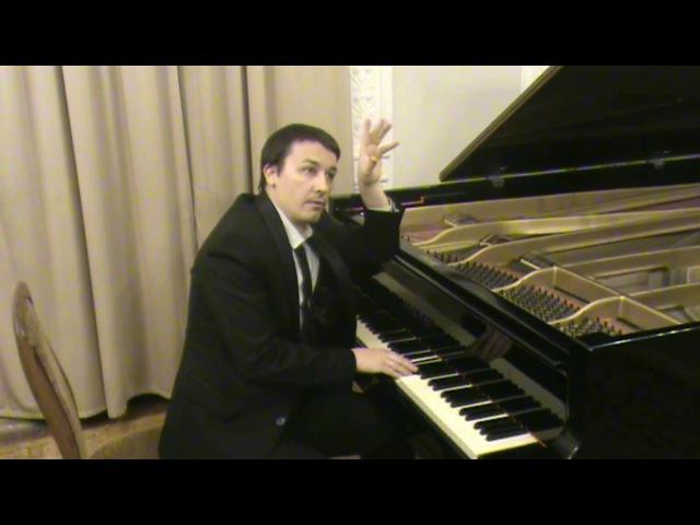 Сольфеджио 13 Как быстро построить мажорное или минорное трезвучия на фортепиано