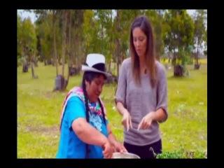 La Cocina de la Abuela en Jauja: La Pachamanca (documental internacional)