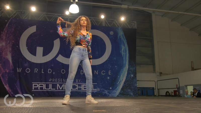 Dytto FRONTROW World of Dance Bay Area 2015 WODBAY2015 online video