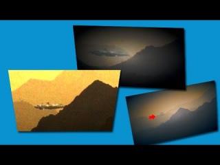 Новое видео НЛО: пришельцы посетили арабов