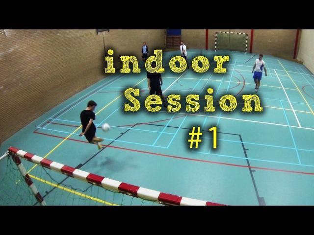 Indoor session 1 - Nice Goals Sick Nutmegs! II