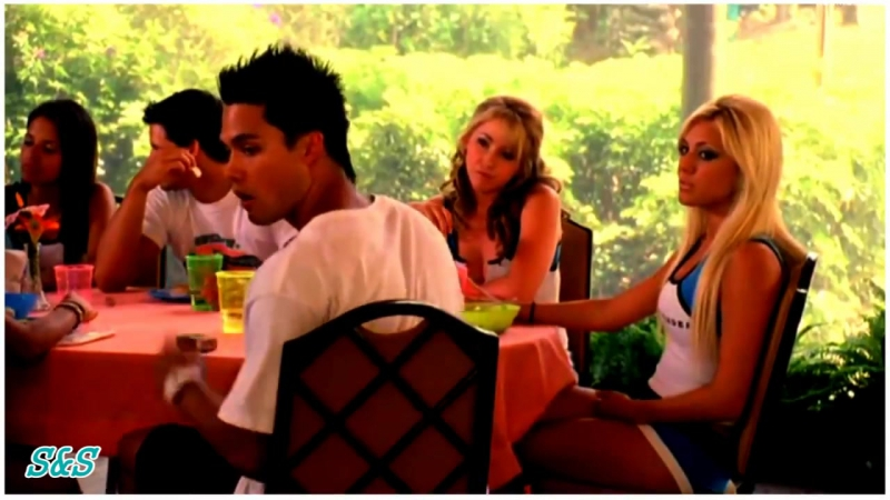 Cassie Scerbo in Bring It On Beautiful