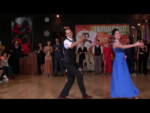 Галушко Константин Гантмахер Анна BW Main Class Slow Finals at Sultans of Swing 2016