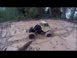 Trail Seekers (RC Offroad Adventures) - Tampines Quarry Mudding (23 Oct 2016)
