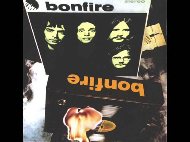 Bonfire - Bonfire Goes Bananas 1975 (FULL ALBUM) [Jazz Rock / Fusion]