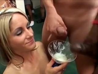 Courtney Simpson Big cup lotsa loads to cum swallow
