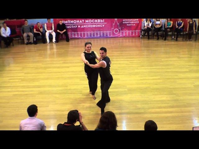 ЧМ 2015 DnD Star Fast 3-е место №44-Катунин Павел - №549-Морозова Анна
