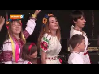"""Виступ дитячого вокального колективу """"Мірра"""""""