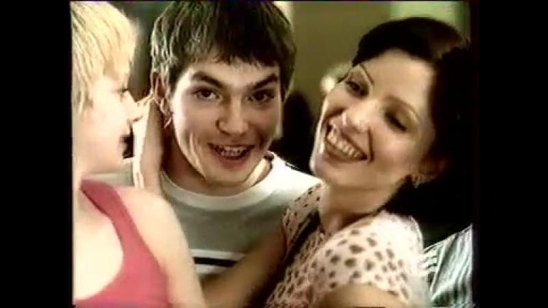 Анонсы и рекламный блок MTV 29 03 2001 1