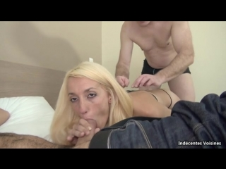 Jacquieetmicheltv - isabelle - skinny amateur french blonde picked up for anal sex