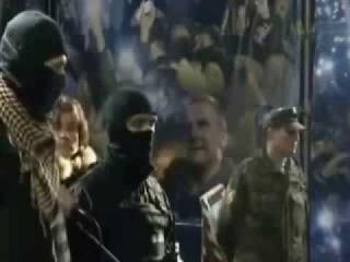 Майдан  Виступ Яроша, Правий Сектор  21 лютого 2014 року