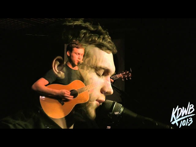 Phillips Phillips Wicked Games (Chris Isaak Cover) Live in the KDWB Skyroom