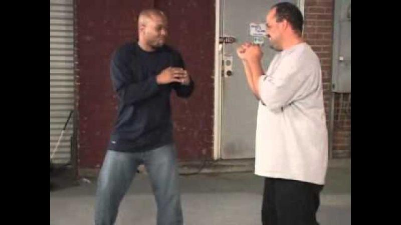 Бокс из гетто Уличный бокс