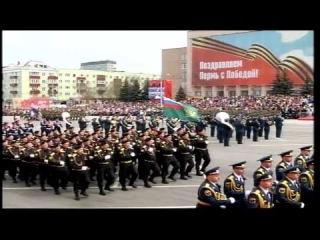 9 мая 2015 г. Пермь. Военный парад и шествие Бессмертного полка